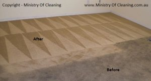 Before & After Carpet Cleaning Craigieburn