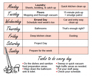 House-Cleaning-Schedule